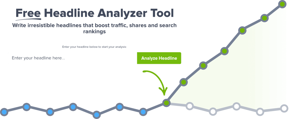 One Click Away from the Perfect Headline with our Headline Analyzer Tool!