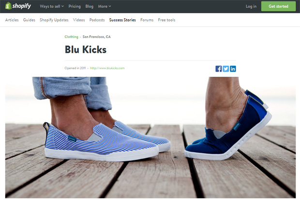 Shopify Customer Success Stories
