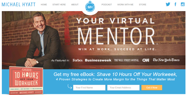 Michael Hyatt feature box