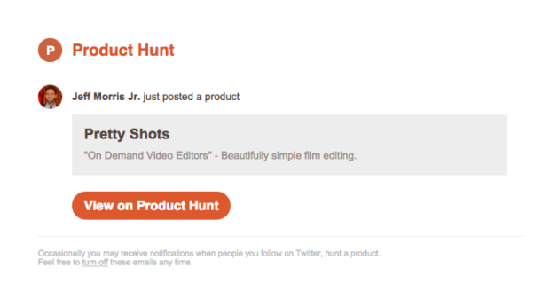 Activity-Email-from-Product-Hunt