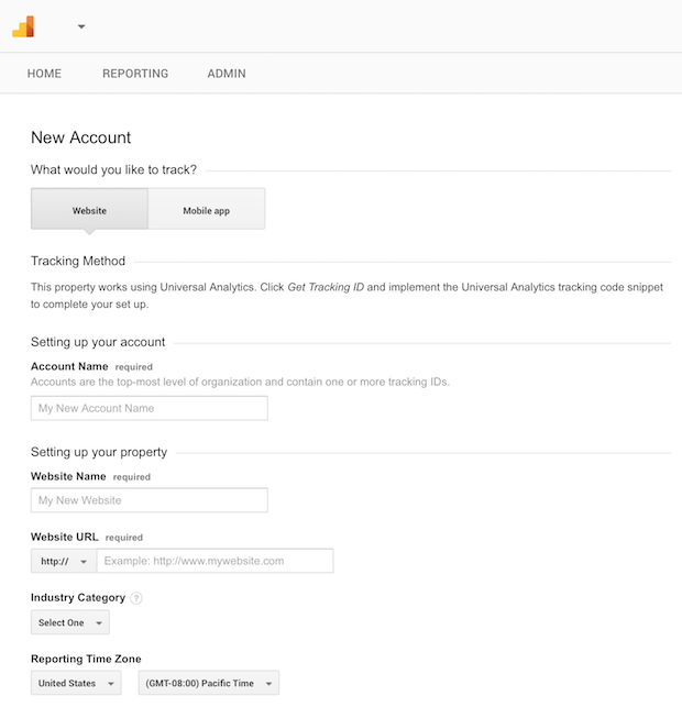 google analytics setup1
