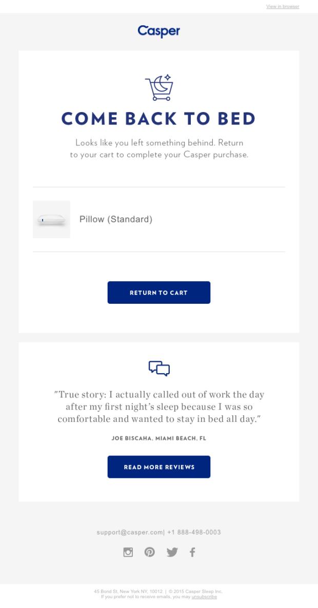 casper-abandoned-cart-email