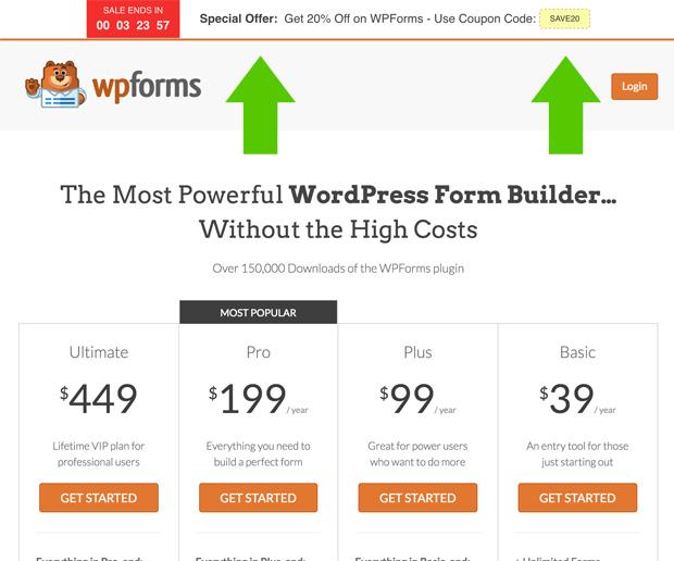 OptinMonster Timer on WPForms