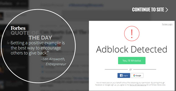 forbes adblock campaign