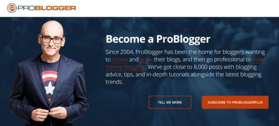 optin types - problogger