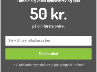 FitPlaster.dk Mobile Optin
