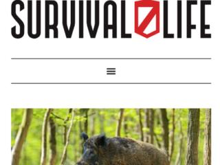 Survival Life Mobile Optin
