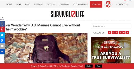 survival life email segmentation