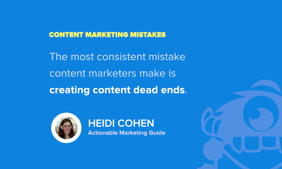 heidi cohen content marketing quote
