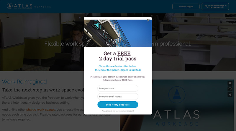 Call to action a/b testing revealed a two day trial converted better than a three day trial.