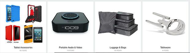 amazon has great ecommerce personalization software