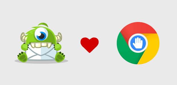 OptinMonster and Chrome Ad Blocker