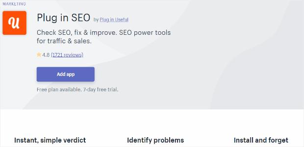 plug-in seo google shopping optimization