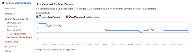 check for amp issues in your seo audit