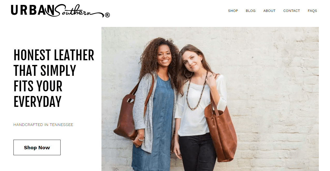 Marketing handbags with Urban Southern and OptinMonster