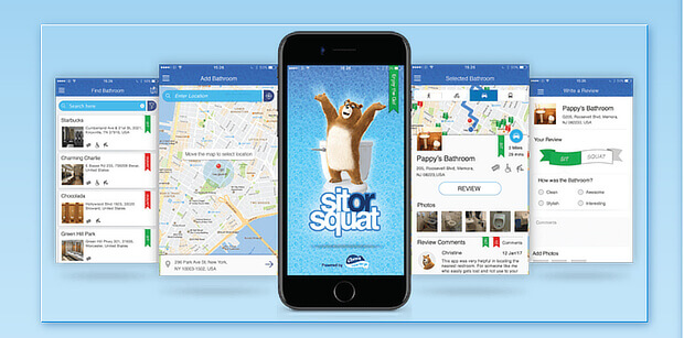 charmin content marketing example