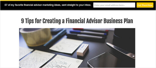 advisor floating-header-bar