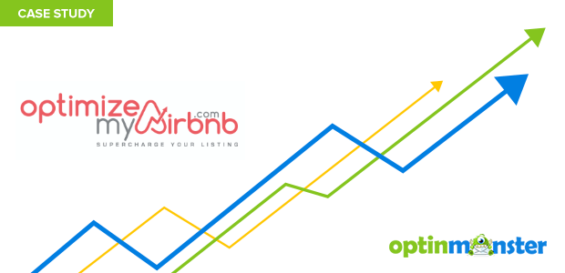 Optimize My Airbnb Grew Its Email List Using OptinMonster