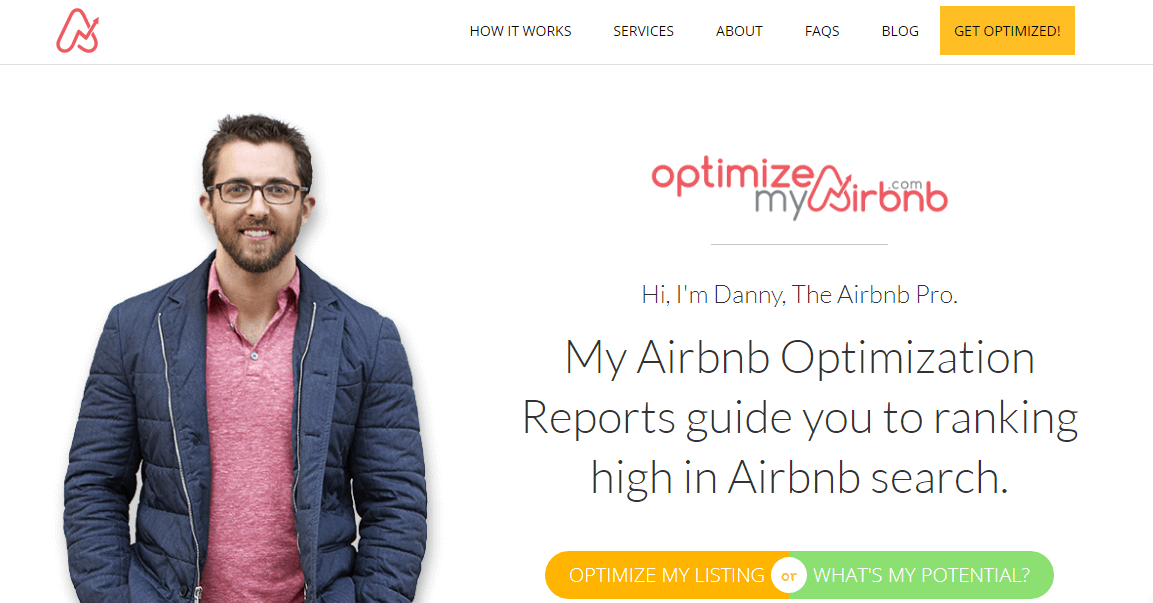 OptimizeMyAirbnb uses OptinMonster to increase sales