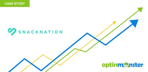 SnackNation uses OptinMonster to add 1200 leads per week