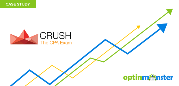 CrushEmpire generated over 460 sales in one year using OptinMonster