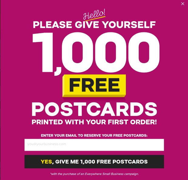 postcard mania
