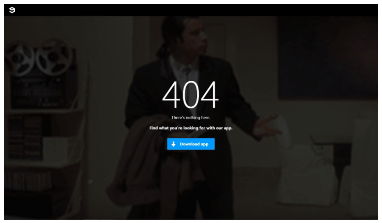 9gag best 404 page ever
