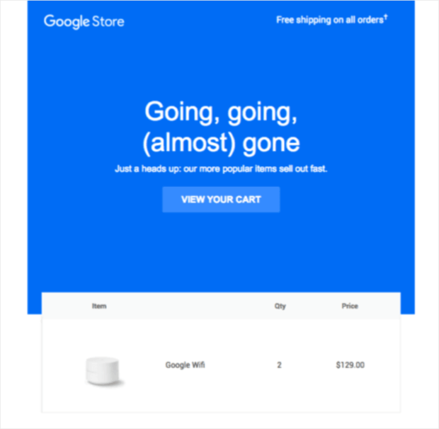 google_abandoned_cart_email_top