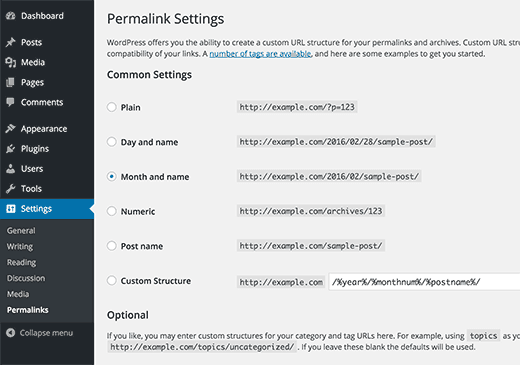 wpsettings_permalinks
