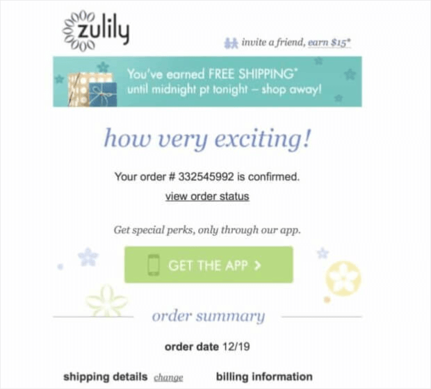 zulily_order_confirmation