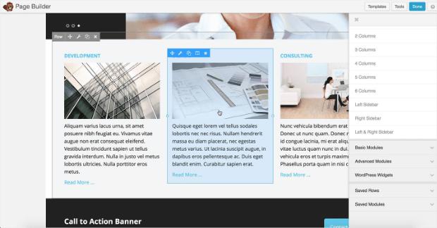 beaverbuilder - best wordpress drag and drop page builder