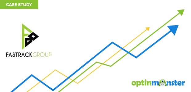 Fastrack Group Case Study on OptinMonster