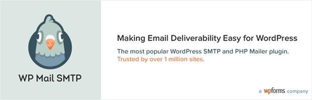 best wordpress plugins - WP Mail SMTP