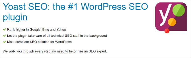 yoast - best plugin to rank high in search engines