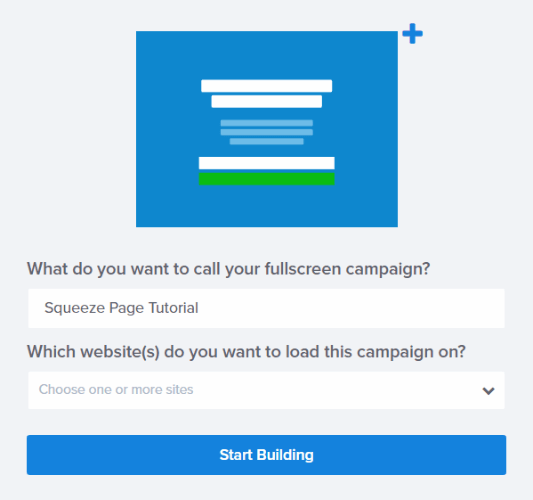 OptinMonster makes it really easy to create beautiful, high-converting campaigns in minutes