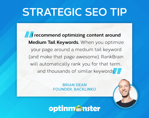 brian dean backlinko seo tips user experience