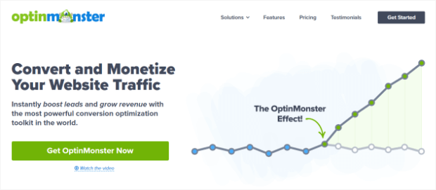 optinmonster is the best lead generation software ever!