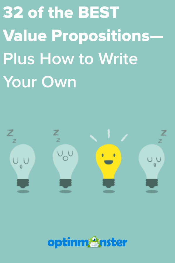 32 Of The Best Value Propositions Plus How To Write Your Own