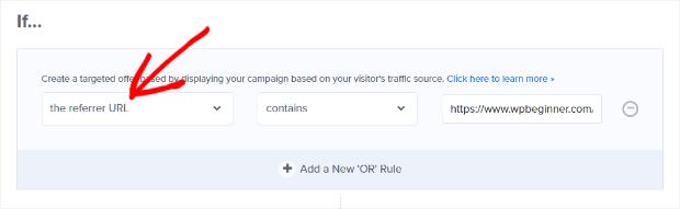 display-rules-referrer-url