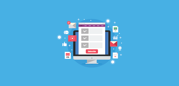 grow your email list from scratch