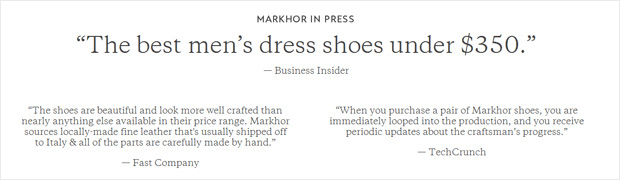 Markhor Press Mentions