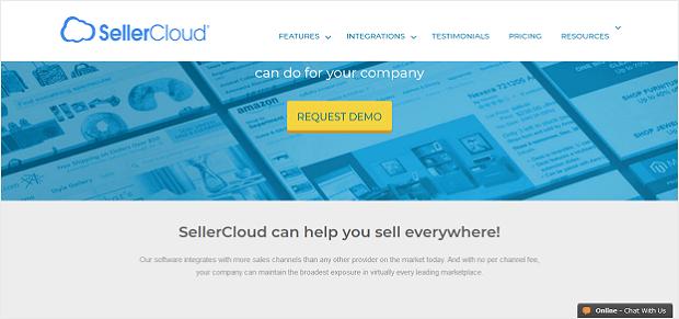 seller cloud - inventory tracker