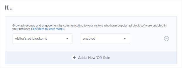 adblock display rules