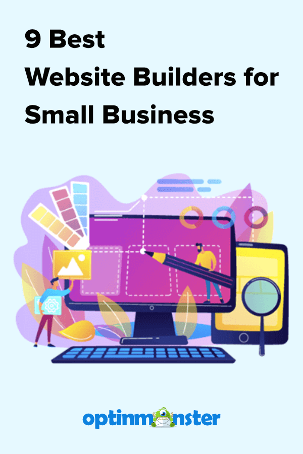9 Best Website Builders For Small Business Compared Pros And Cons