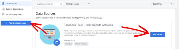 add new data source