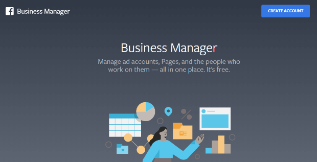 create a facebook business manager account