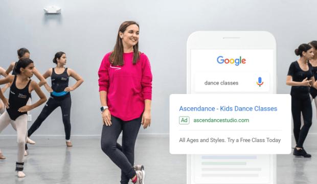 google ads website