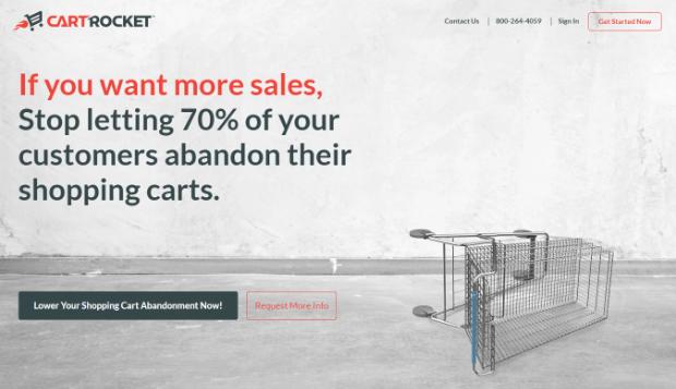 cart rocket cart saver tool