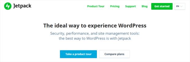 jetpack by wordpress plugin