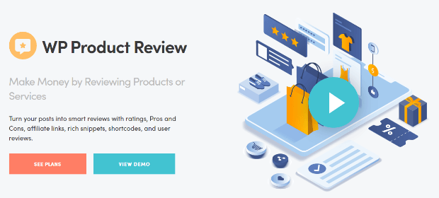 wp product review wordpress ecommerce plugin